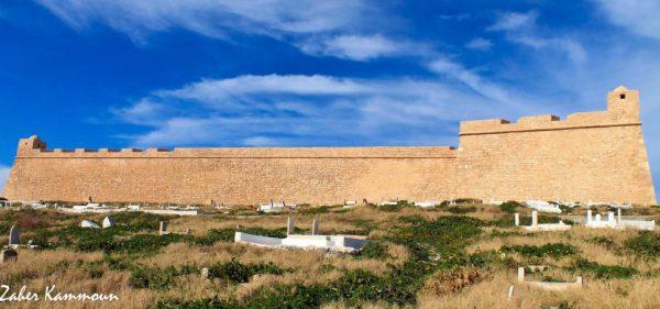Le fort de Mahdia برج المهدية