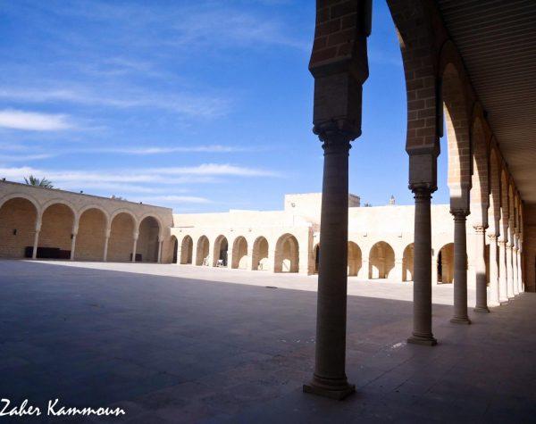 Grande mosquée Mahdia جامع المهدية