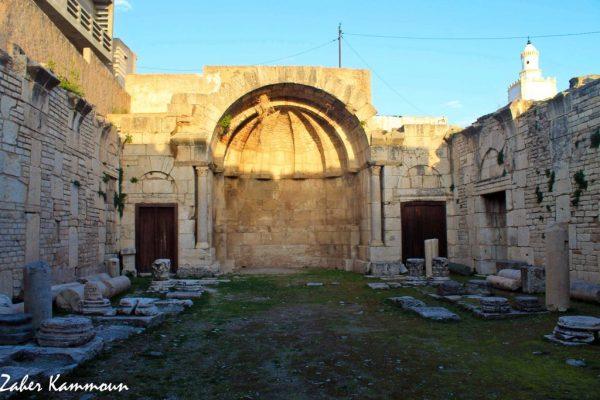 Basilique Saint Pierre du Kef كنيسة القديس بطرس بالكاف