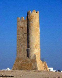 Borj Khadija Chebba برج خديجة الشابة