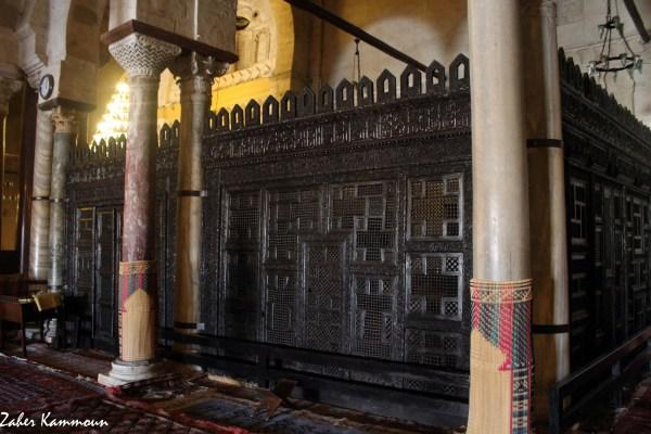 La grande mosquée Kairouan الجامع الكبير بالقيروان