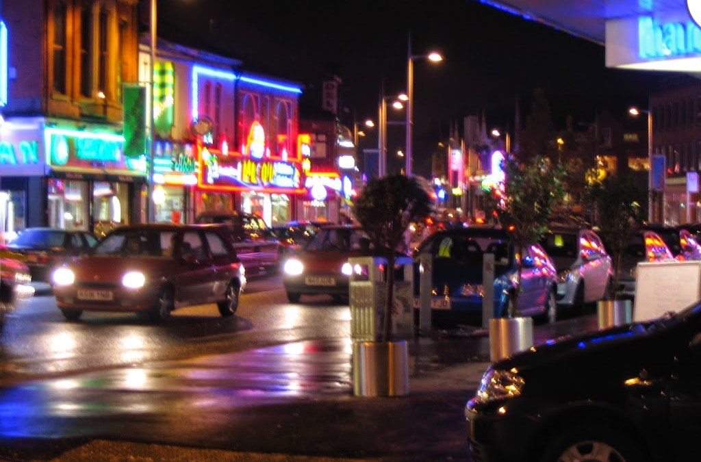 The Curry Mile: a Series in the Making?