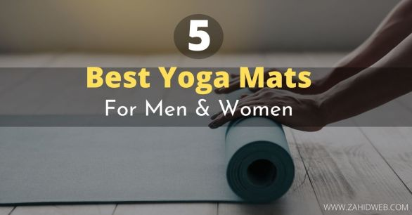 5 Best Yoga Mats for Yoga Exercise and Practice