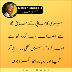 Best Quotes in Urdu about My Success