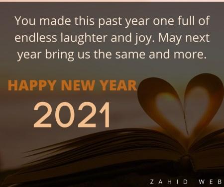 Happy New Year Fun 2021