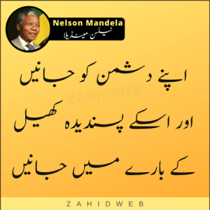 Quotes about enemy in Urdu