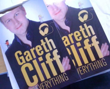 Gareth Cliff on Everything