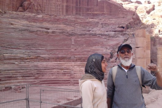 Theatre of Petra