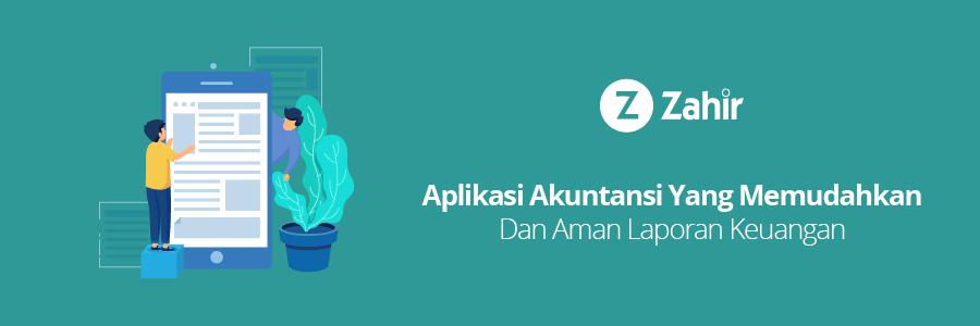 Aplikasi Akuntansi Zahir