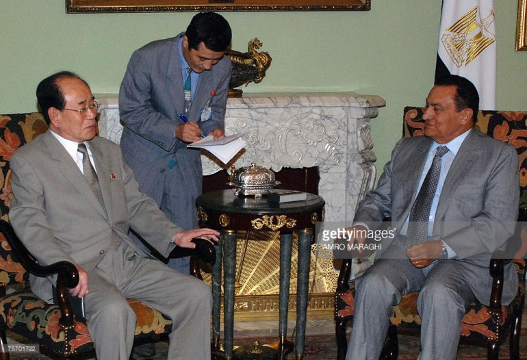 The Diplomat : ماذا نعرف عن العلاقات العسكرية بين مصر وكوريا الشمالية ؟ 75701722
