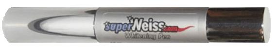 superweiss bleaching pen