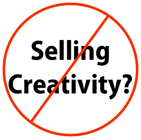 selling creativity