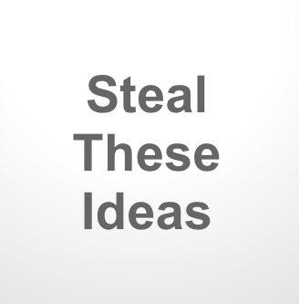 6.5 Ideas For You to Steal