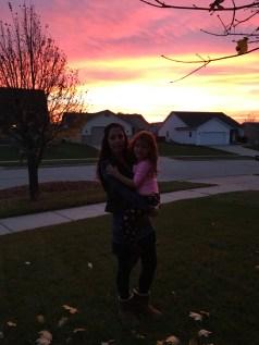 The best sunrise
