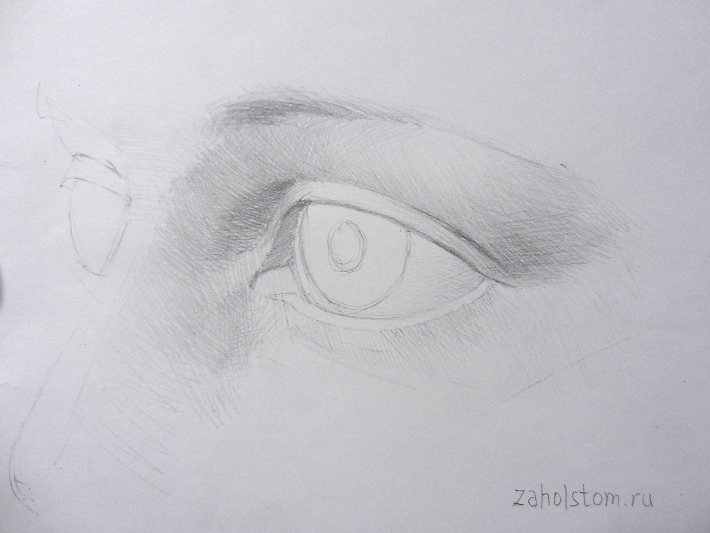 008 how to draw eyes