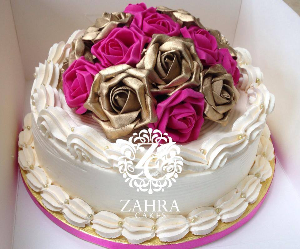 Wedding Cakes By Zahra Cakes