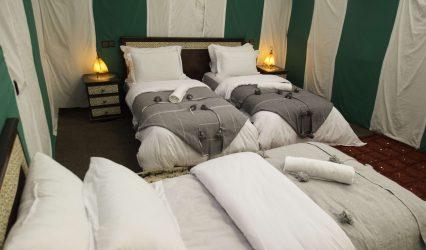 Twin Luxury Tent