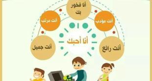 تربية - أهمية استخدام الكلمات الإيجابية مع الطفل