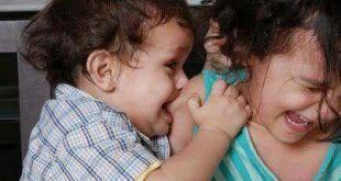 رسائل تربوية - التعامل مع السلوك العدواني عند الاطفال