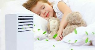 صحة - استخدام المكيفات والمراوح بوجود الأطفال