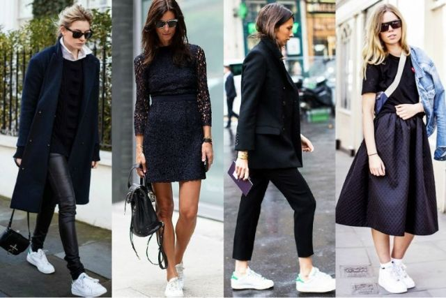 looks zapatillas