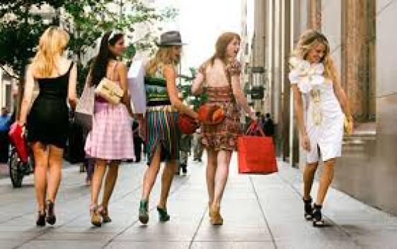 ir de shopping