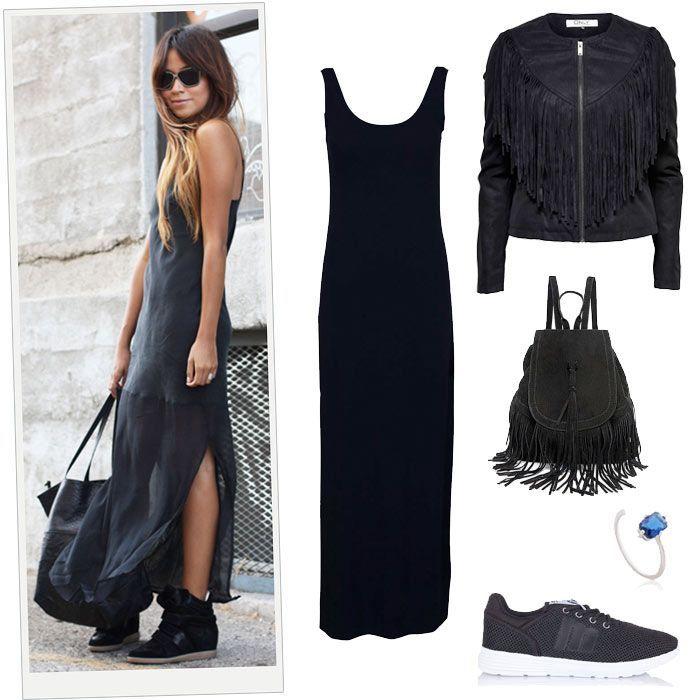 look-vestido-largo-negro