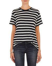 camiseta-de-rayas-horizontales-blanca-y-negra-original-4200174