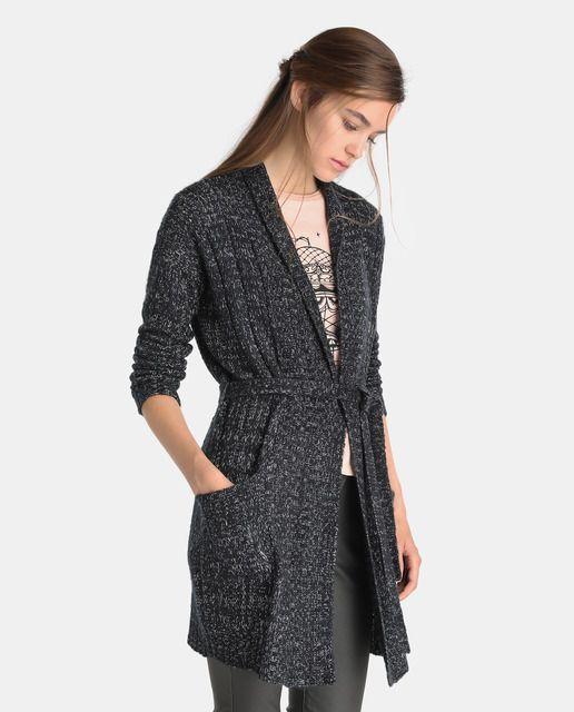 largo adecuado prenda de abrigo