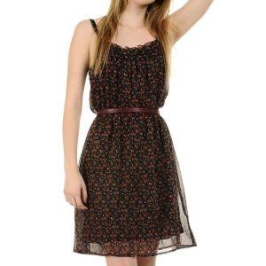 vestidos de verano con cintura alta