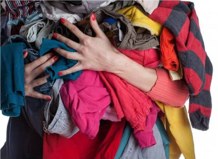 armario ropa diaria pena
