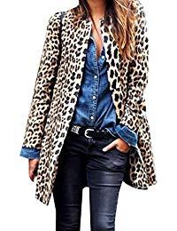 abrigo sastre leopardo