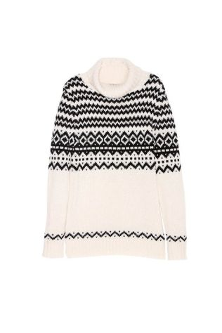 jersey lana franjas colores
