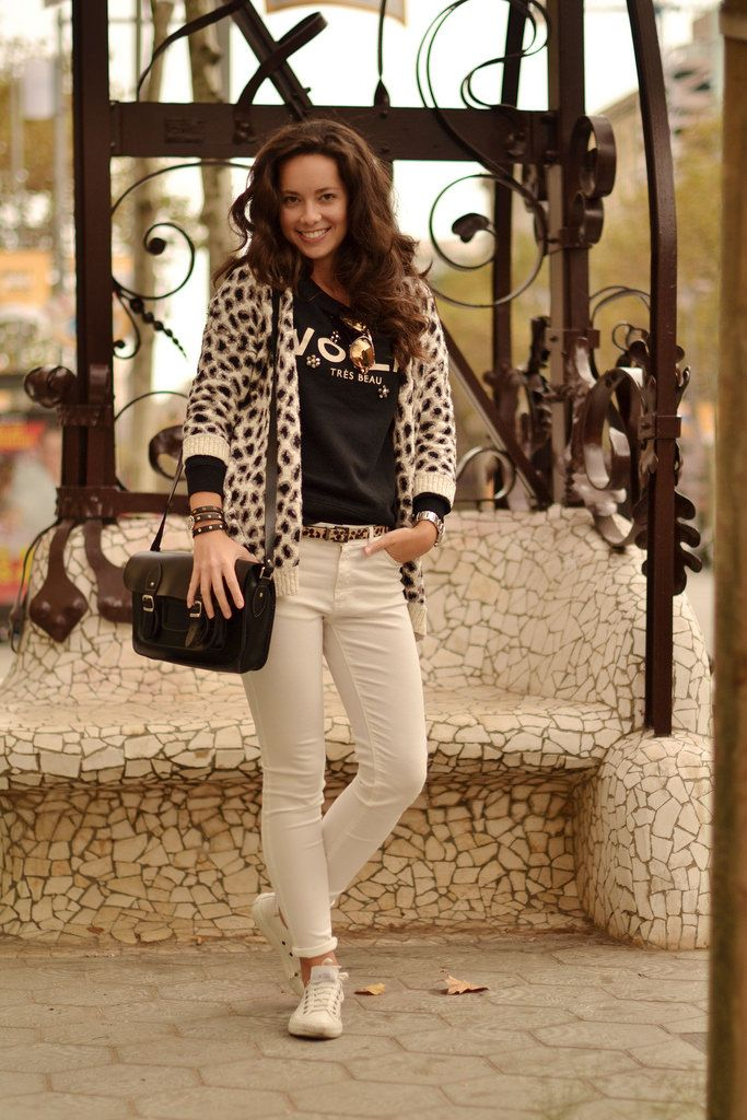 look leopardo cgaqueta