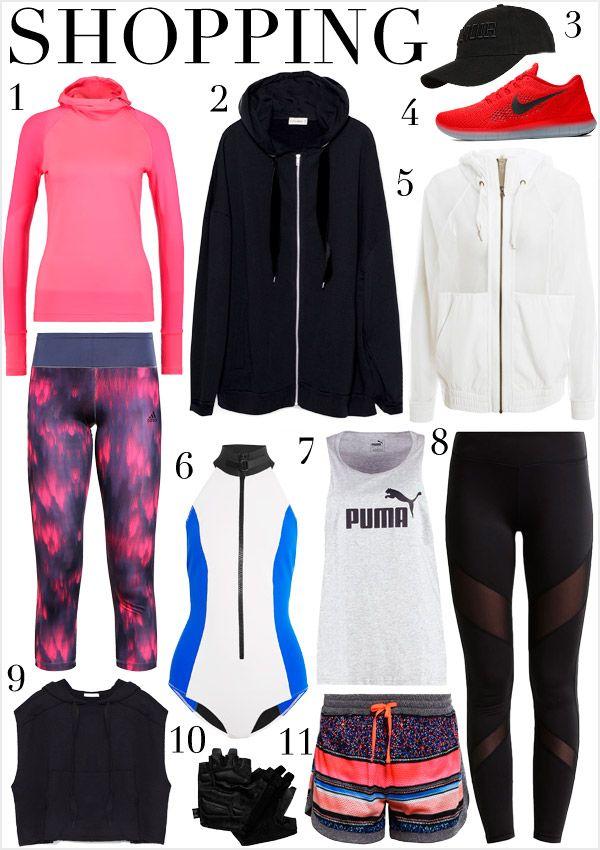 ropa deportiva con estilo tiendas