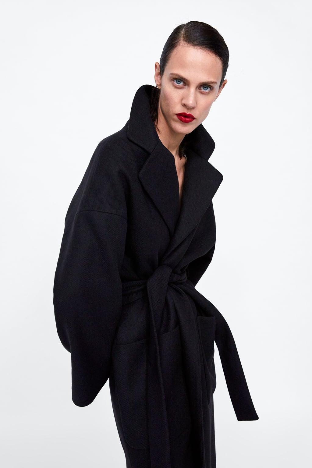 abrigos rebajas zara fondo de armario de invierno