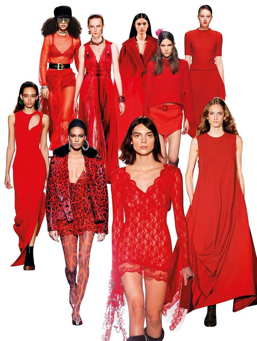 Colores tendencia moda 2019
