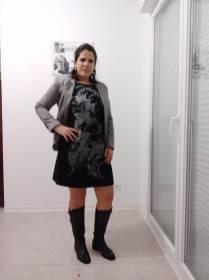 como dejar de vestir siempre de negro y con ropa sport