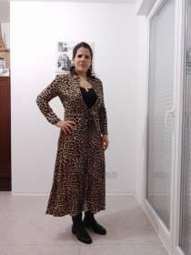 como dejar de vestir siempre de negro con Zaida Muñoz