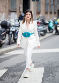 total look blanco tendencias primavera 2019