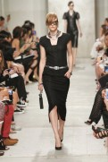 CHANEL resort 2014 Singapore - Black dress