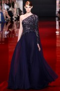 Elie Saab Fall 2013 Couture - Blue dress IV