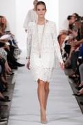 Oscar de la Renta Spring 2014 - Lace dress