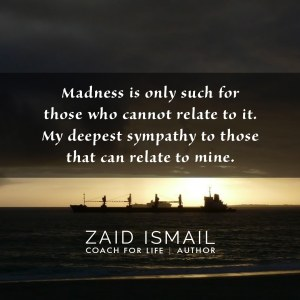 Read more about the article The personification of madness