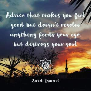Read more about the article Soul food doesn't feed the ego