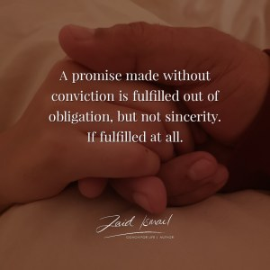 Read more about the article Empty promises