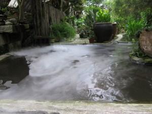 水池造景噴霧