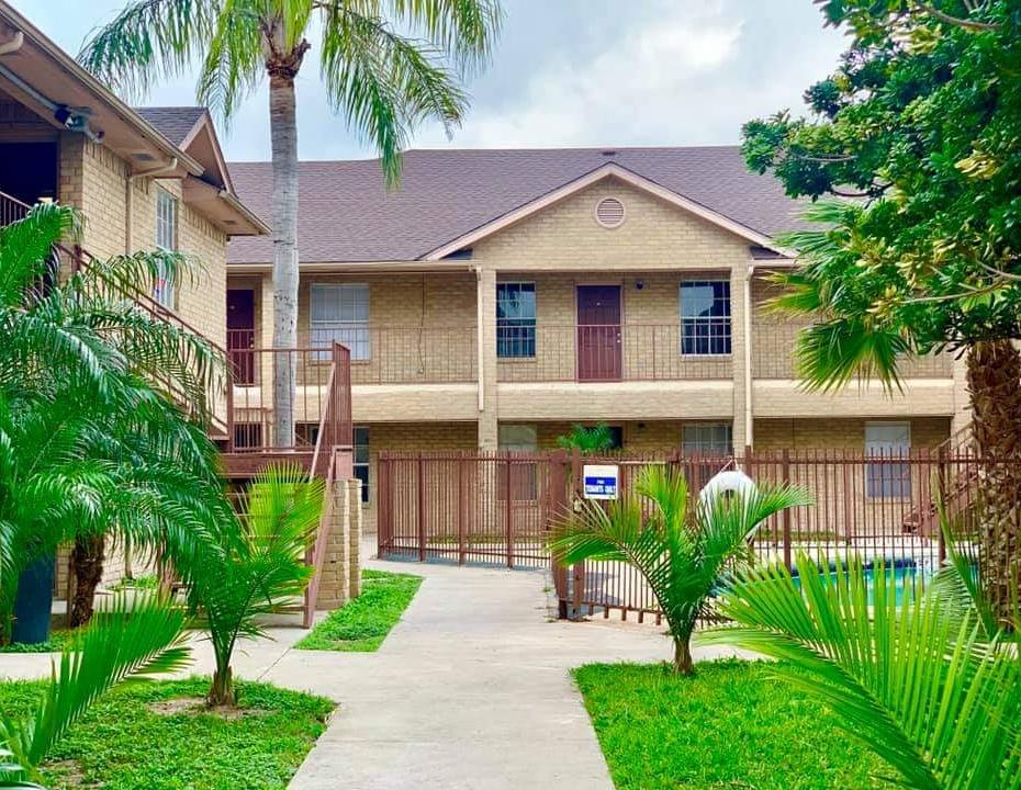 Dove Cove Apartment complex at McAllen, Texas