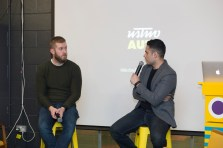 Zain Abiddin at ustwo London