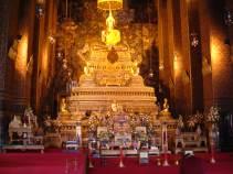 Bangkok - Grand Palace temple background (2003.10.30)